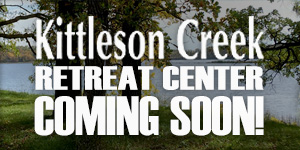 Kittleson Creek retreat center is coming soon