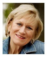 Brenda Elsagher White Frame