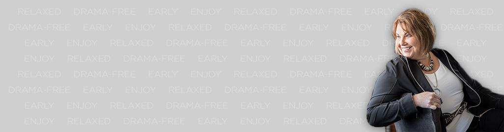 Stress free slide